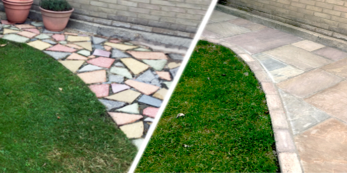 before and after paving replacement 2
