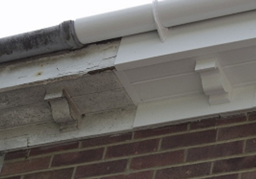 Fascias, Soffits and Guttering example 11