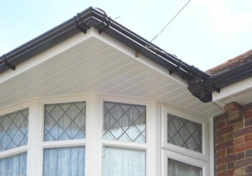 Fascias, Soffits and Guttering example 2