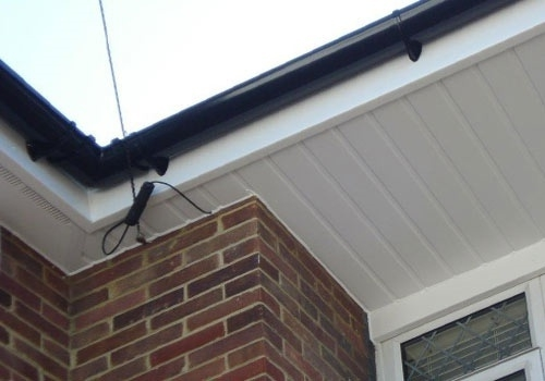 Fascias, Soffits and Guttering example 4
