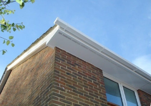 Fascias, Soffits and Guttering example 5