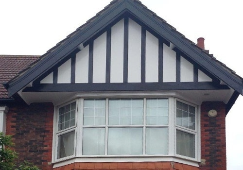 Fascias, Soffits and Guttering example 6