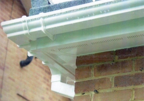 Fascias, Soffits and Guttering example 8