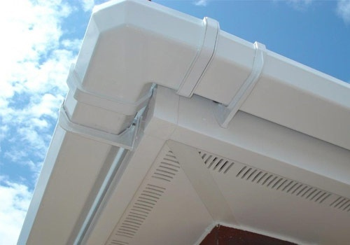 Fascias, Soffits and Guttering example 9